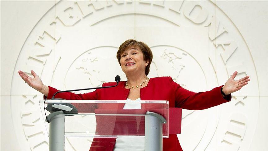 """Una """"crisis sin precedentes"""", dice Georgieva"""
