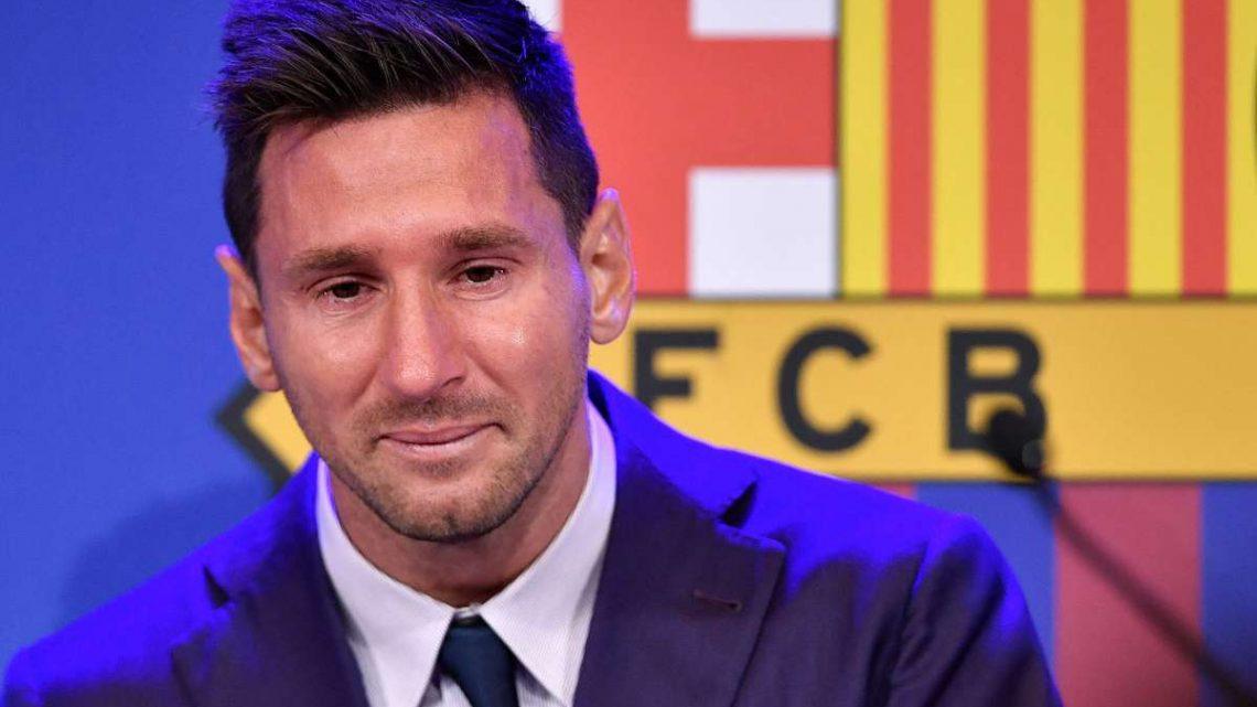 Messi y el Barca: el final de una era