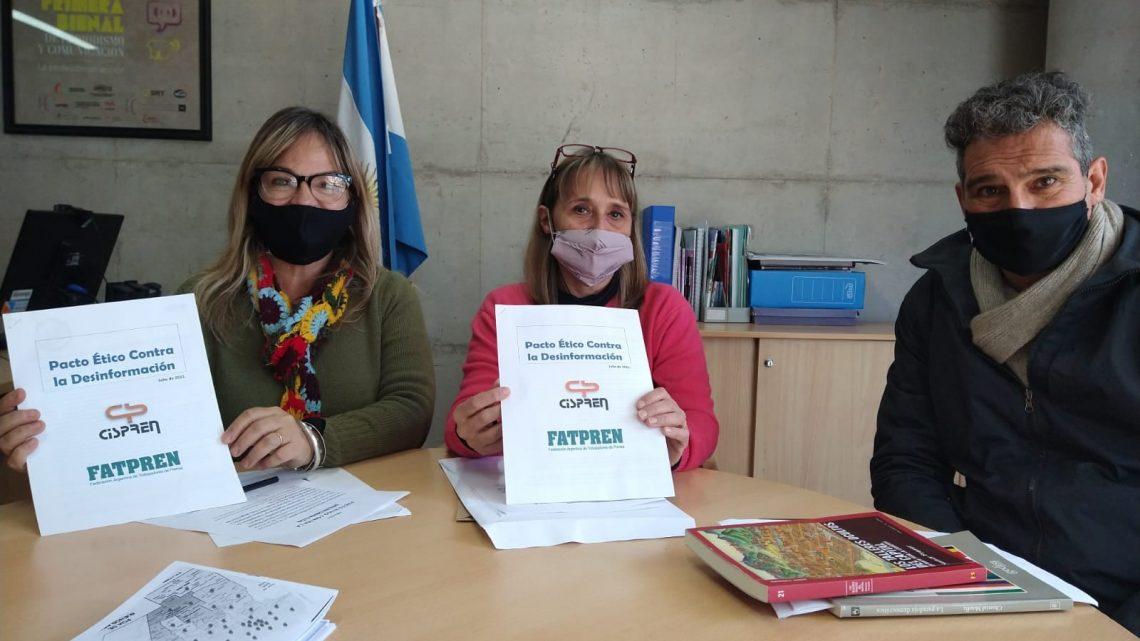 """El CiSPren convoca a un """"Pacto Ético contra la Desinformación"""""""