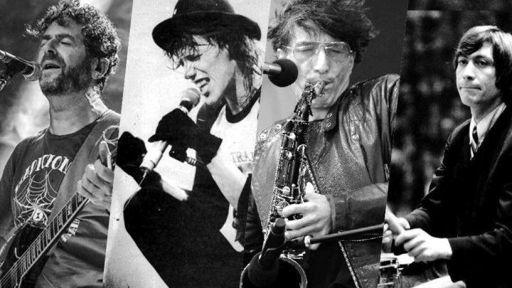 Rockeros bonitos, educaditos