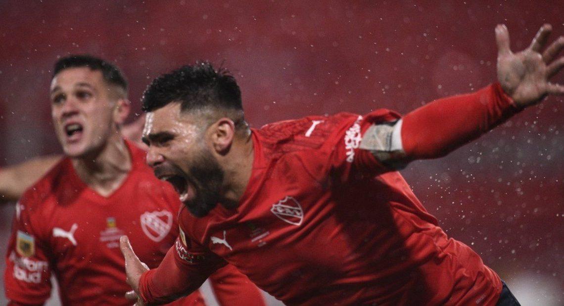 LPF: El Rojo le ganó a Racing y es puntero
