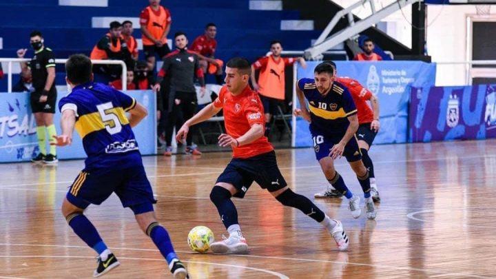 Futsal: Boca se llevó el clásico contra Independiente
