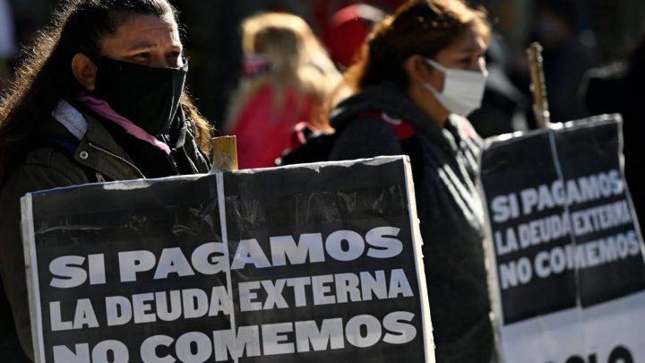 Debates sobre la deuda pública en Argentina
