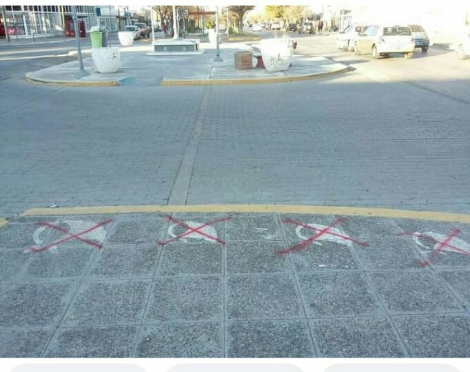 Ataque a la memoria en Cutral Có y Plaza Huincul