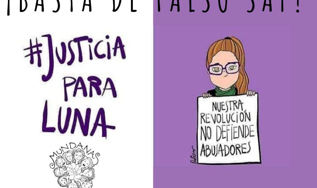 """""""La justicia da lugar a la impunidad de los abusadores"""""""