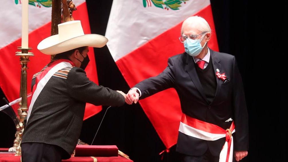 Hector Béjar, un hombre muy ligado al Che Guevara asume la Cancillería del Perú