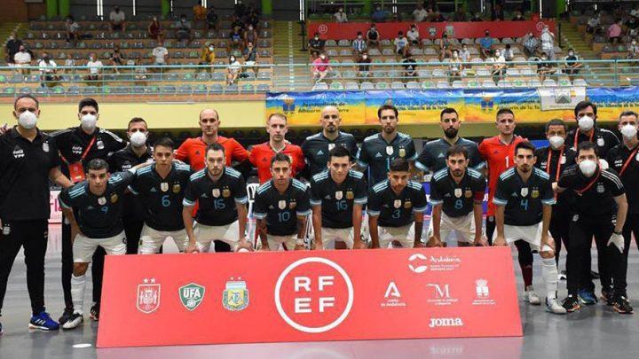 Futsal: un triangular que ilusiona a todos