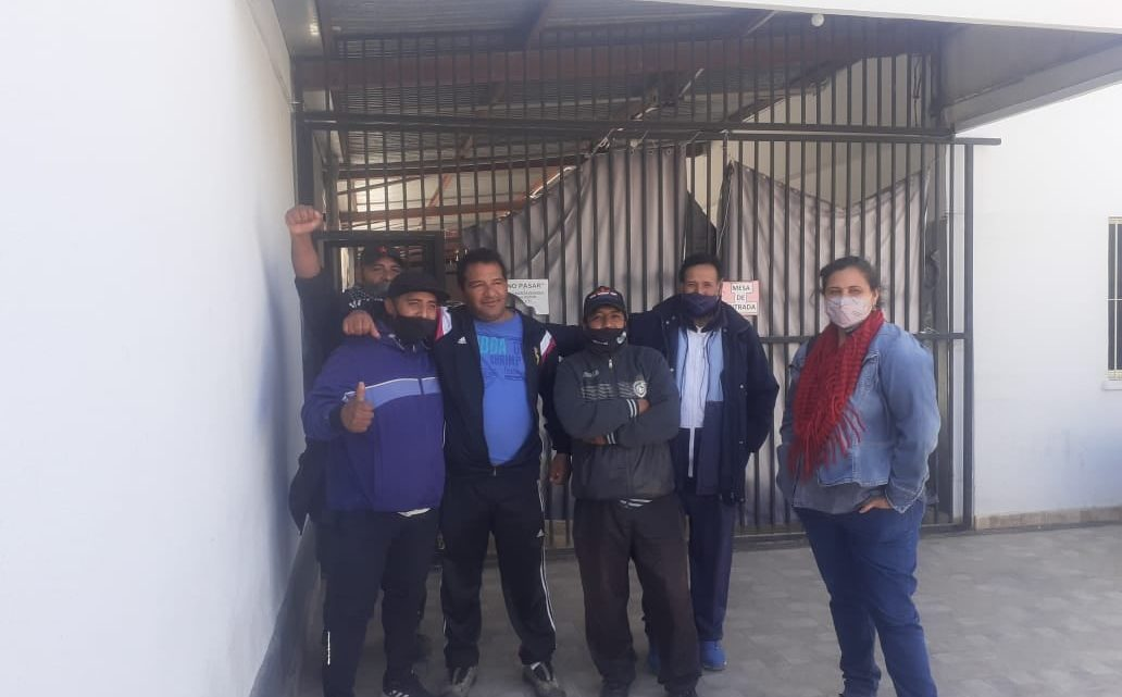 SEOM Jujuy: Liberaron al delegado gremial Sergio Herrera