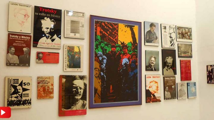 El legado de León Trotsky sigue vigente