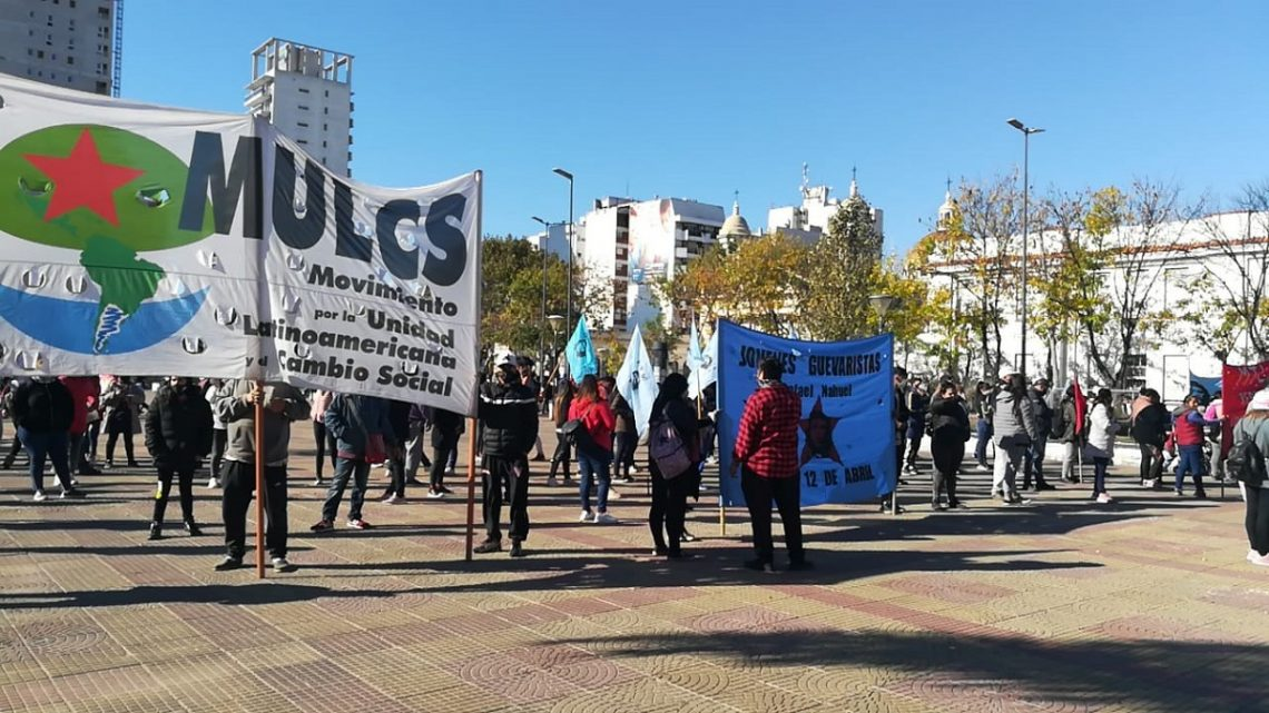 Organizaciones sociales y piqueteras anuncian acuerdo en Lomas de Zamora