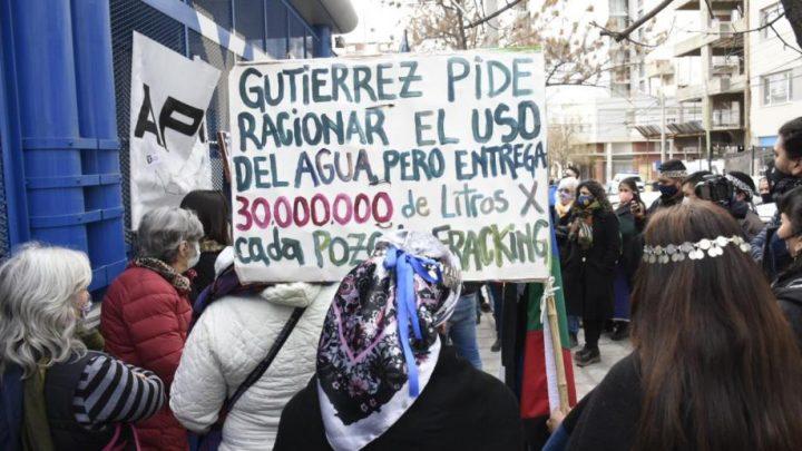 Comunidades mapuche iniciaron plan de acción en Vaca Muerta