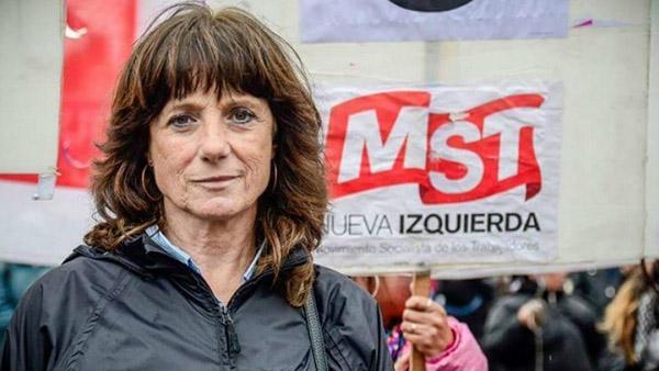 Candidates de la izquierda: entrevista a Vilma Ripoll del MST en el FIT-U