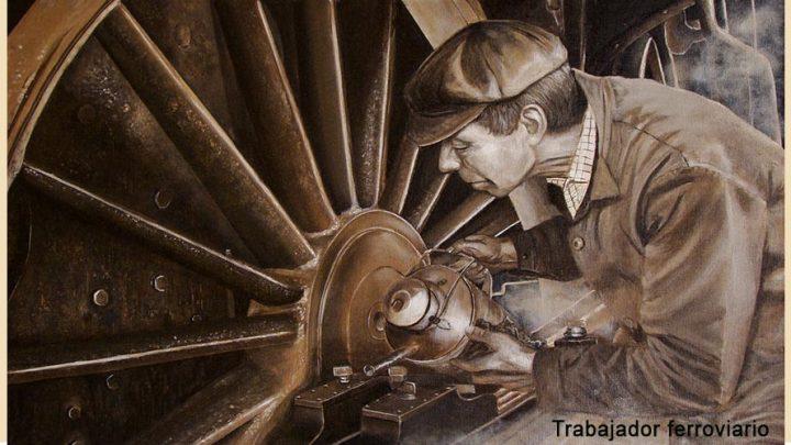 El 30 de agosto de 1857 nace el ferrocarril y los ferroviarios