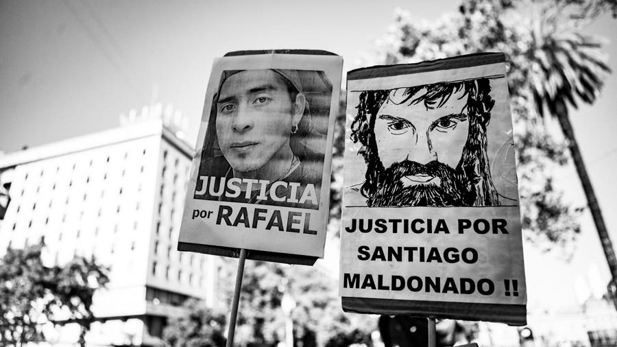 Santiago y Rafita, la memoria de 2017 en la cordillera