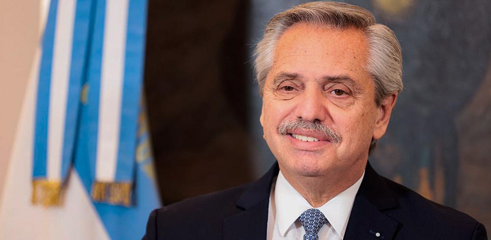 Alberto Fernández en la Cumbre de Sistemas Alimentarios de la ONU