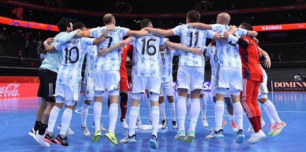 Futsal: Argentina a la Final del Mundo