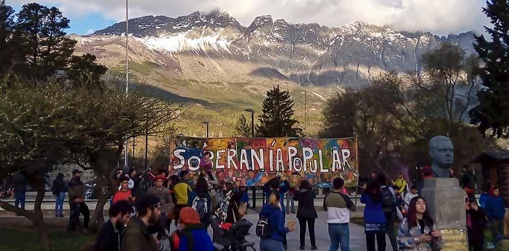 Nuevo freno judicial a urbanización en cerro de El Bolsón