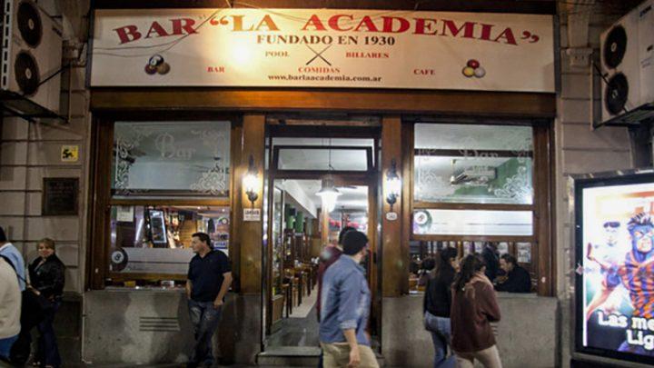 """Encuentro con Trotsky en """"La Academia"""""""