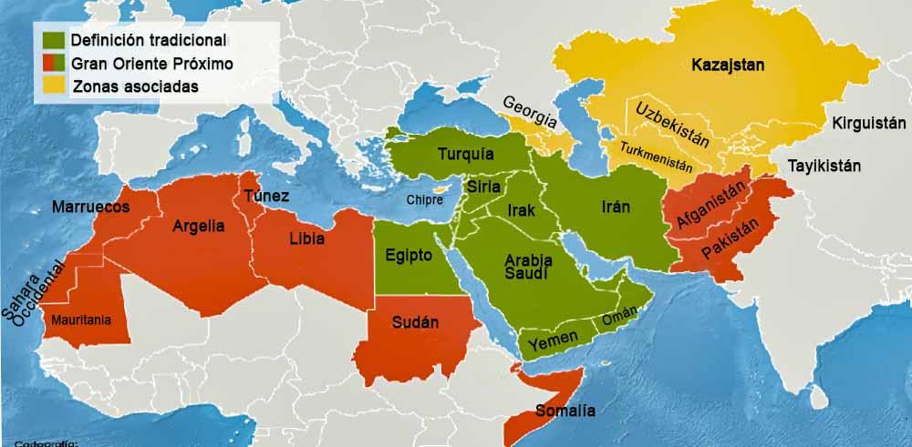 """Fracasos, falacias y replanteos en el """"Gran Oriente Medio"""""""