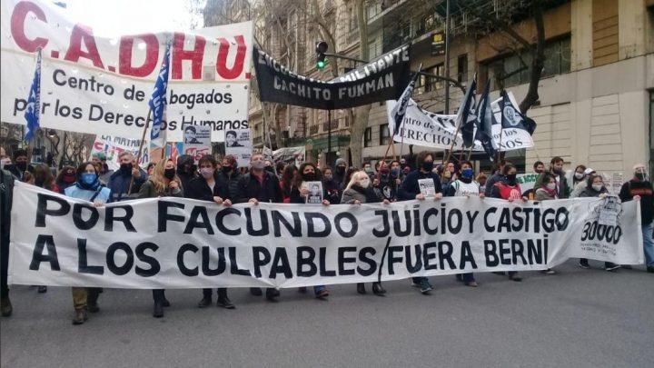 Nuestra solidaridad con la compañera Ana Canullo y el SUTEBA Bahía Blanca