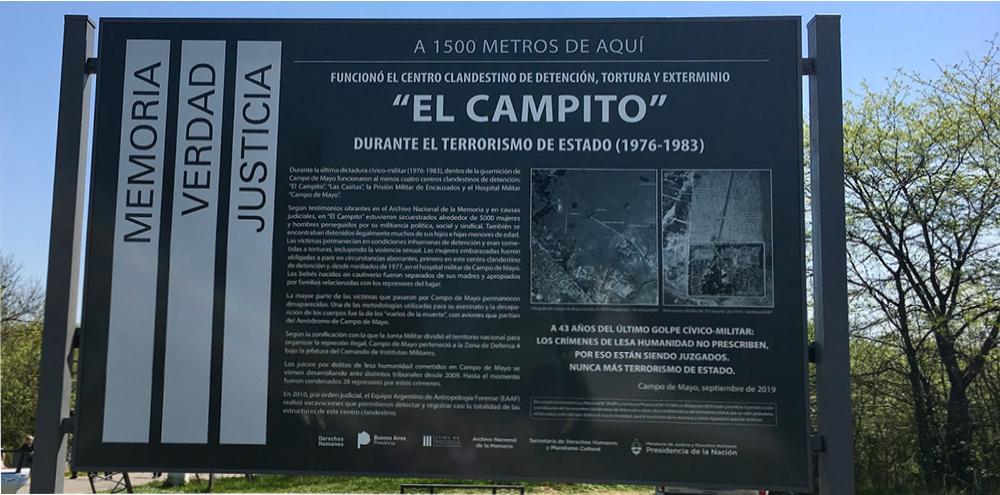 El juicio de Campo de Mayo y los fundamentos económicos del terrorismo de Estado