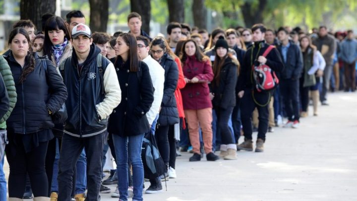 Crisis laboral en Argentina: ¿jóvenes sin destino?