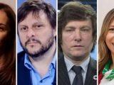 El debate: Santoro, Vidal, Milei, Bregman y la cuestión del gran relato