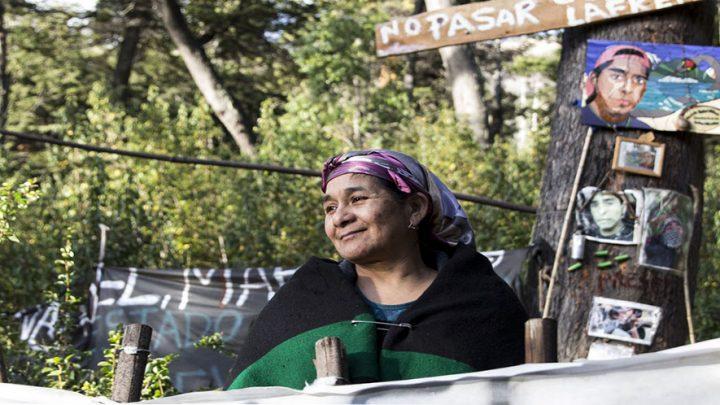 Intentaron quemar vivienda de la dirigente mapuche Maria Nahuel