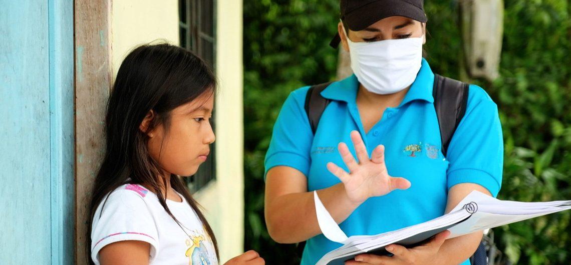 ¡Niñas y niños, a vacunarse!