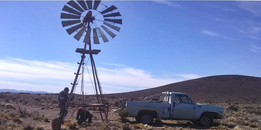Alerta por una comunidad mapuce en la meseta de Chubut