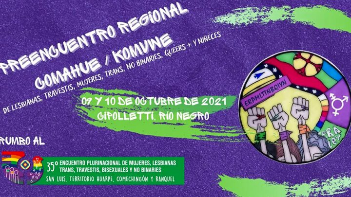Pre Encuentro Regional Comahue-Komvwe