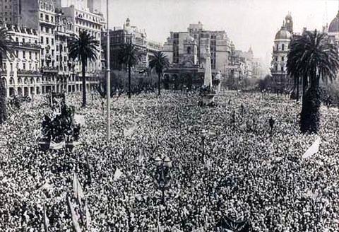 17 de octubre: la rebelión inesperada