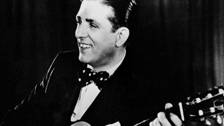 """Corsini, el """"caballero cantor"""" en el recuerdo"""
